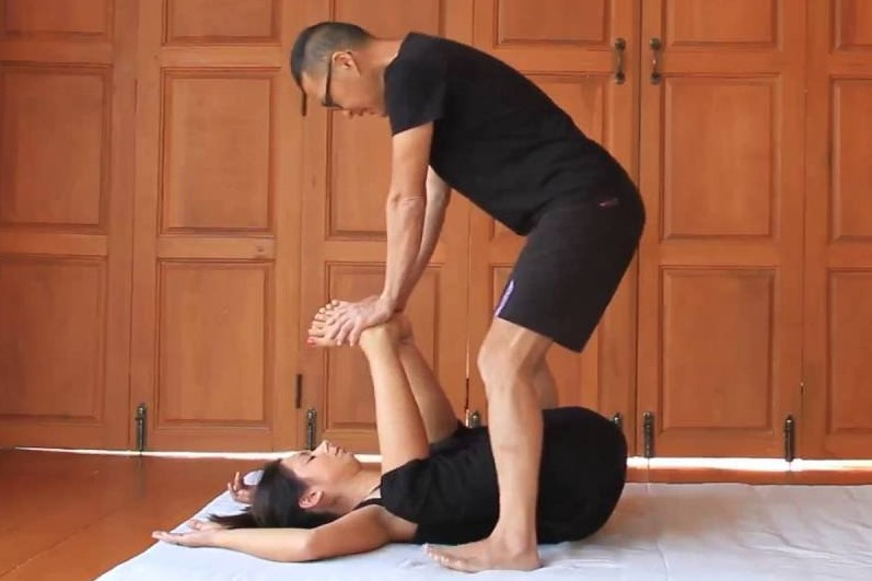 Thai Yoga Massage London - The Butterfly