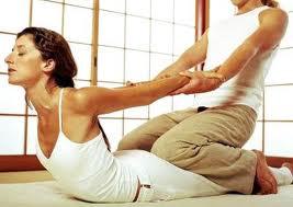 Thai Yoga Massage London