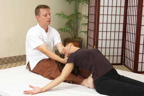 Thai Yoga Massage London - The Fish