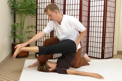 Thai Yoga Massage London - The Plough
